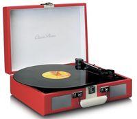 Проигрыватель Hi-Fi Lenco TT-110 Red