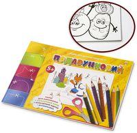 Tetrada Альбом для рисования ТЕТРАДА А4, 40 листов подарочный