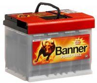 BANNER POWER BULL 63 Ah Professional
