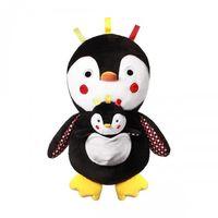 BabyOno C-More игрушка обнимашка Pinguin Connor 16 см