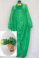 Карнавальный костюм Крокодил для взрослых