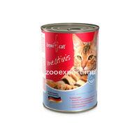 Bewi Cat cu somon 400 gr