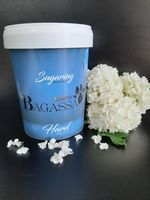 Сахарная паста цветная Bagassa Color- черная смородина 1400гр