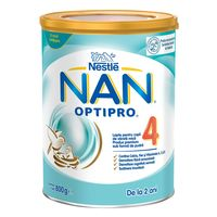 Nestle Nan 4 молочная смесь, 2 - 3 лет. 800 г