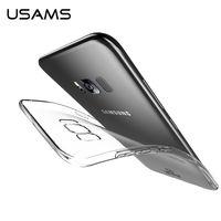 Usams Case TPU Galaxy S8, Transparent