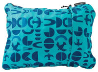 Cascade Design Compressible Pillow Large Blue Bird
