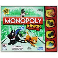 Hasbro Joc de societate Monopoly Junior