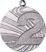 Медаль D40/MMC6040S серебро