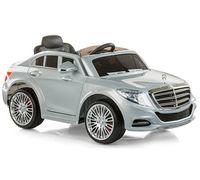 Машина на аккумуляторе Chipolino Mercedes Benz S CLASS серый