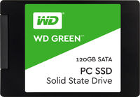 """2.5"""" SSD 120GB  Western Digital WDS120G2G0A  Green"""