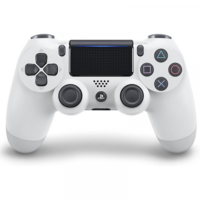 Gamepad Sony DualShock 4 v2,  Glacier White for PlayStation 4