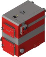 Твердотопливный котел Defro Optima Plus Max 60 kW