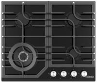 Газовая панель Wolser WL-F 6402 GT IC Black