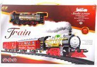 OP М03.249 Железная дорога с паровозом