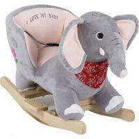 BabyGo Curious Elephant (BGO-9108)