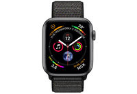 Apple Watch Series 4 MU672 Black Sport Loop 40mm, Space Gray