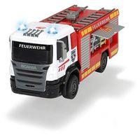 Dickie Пожарная Машина,17 см