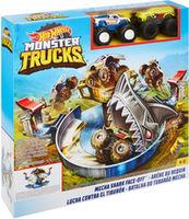 Track Monster Trucks