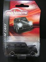 MERCEDES-G63 negru Majorette auto7,5 cm. 905 2502