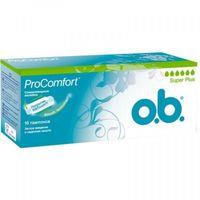O.B. тампоны Pro Comfort Super Plus, 16 шт