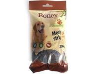 Boney Meaty strip - мясные полоски, 200g