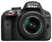 Фотокамера зеркальная Nikon D3300 18-55 AF-S VR II