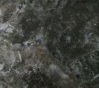 Blat de masa Bafimob Marmură neagră