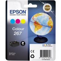 Ink Cartridge Epson C13T26704010 Tri-color for WF-100