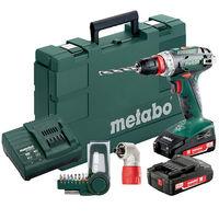 Mașină de găurit și înșurubat Metabo BS18 Quick