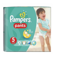 Pampers chiloței Junior 5, 12-18 kg, 22 buc.