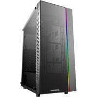 Корпус Deepcool  MATREXX 55 ADD-RGB, Black (ATX)