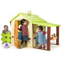Injusa Игровои загородный домик с пристройками