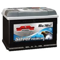 Аккумулятор SNAIDER 80 Ah SilverPremium