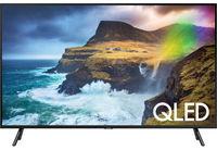 TV QLED Samsung QE55Q77TAUXUA, Black