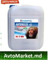 Антифриз Synoptic snowstorm -42 зел. G11 10кг