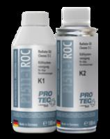 Radiator Oil Cleaner 2-components PRO TEC Очиститель системы
