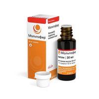 Maltofer pic. orale 50 mg/1 ml 30ml N1