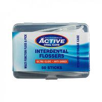 Зубная нить Active Oral Care Oral Care, 50 шт.