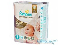 Scutece PAMPERS CARRY PREMIUM CARE Midi 3 N20 (5-9 kg)