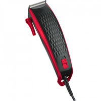 Машинка для стрижки волос Aurora AU3292, Black/Red