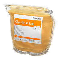 OASIS PRO ALL BATH  Detergent acid pentru suprafețe delicate 2 L