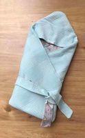 Конвертик c уголком 80*80 см Вафелька с серыми единорожками
