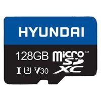128GB microSD Class10 U3 V30 + SD adapter  Hyundai Technology, Up to: 100MB/s