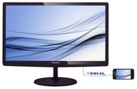 "21.5"" PHILIPS IPS LED 227E6EDSD Black"