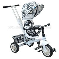 Baby Mix Трицикл Odyssey UR-ET-B32-2 блый