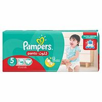 Трусики Pampers 5 Junior (11-18 kg) 48 шт