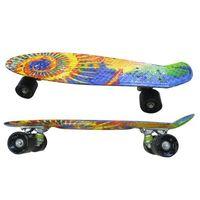Скейтборд разноцвет