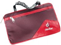 Deuter Wash Bag Lite II Fire-aubergine