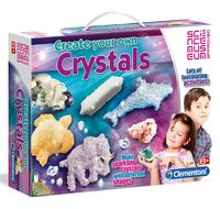 Clementoni Create Your Own Crystals (61173)