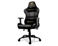 Gaming Chair Cougar ARMOR ONE Royal Black/Gold
